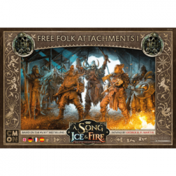 A Song of Ice & Fire - Free Folk Attachments 1 - DE