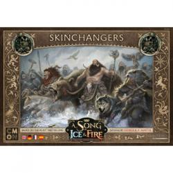 A Song of Ice & Fire - Skinchangers - DE