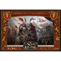 A Song of Ice & Fire - Lannister Attachments 1 - DE