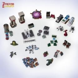 Dungeons & Lasers - Sci-Fi Customization Bits