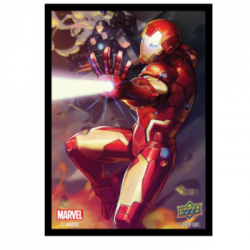 Marvel Card Sleeves - Iron Man (65 Sleeves)
