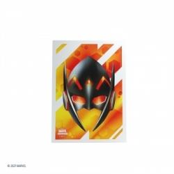 Gamegenic - Marvel Champions Art Sleeves - Wasp (50 Sleeves)