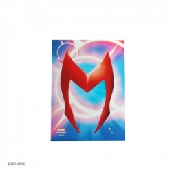 Gamegenic - Marvel Champions Art Sleeves - Scarlet Witch (50 Sleeves)