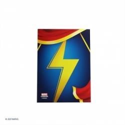 Gamegenic - Marvel Champions Art Sleeves - Ms. Marvel (50 Sleeves)