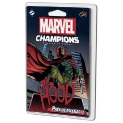 Marvel Champions Lcg: The Hood - Pack de Escenario