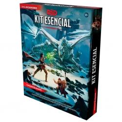 Kit Esencial Juego de rol Dungeons & Dragons de Wizards of the Coast