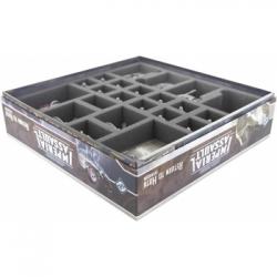 Feldherr 50 mm (2 inches) foam tray for Star Wars Imperial Assault - Return To Hoth board game box