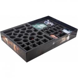 Feldherr foam tray set for Warhammer Quest: Blackstone Fortress - board game box