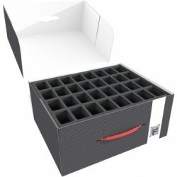 Feldherr storage box M for 89 miniatures on large base