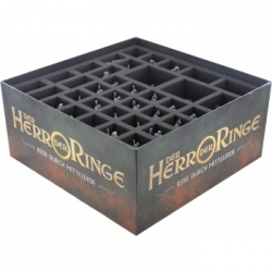 Feldherr foam set for The Lord of the Rings: Journeys in Middle-earth - board game box