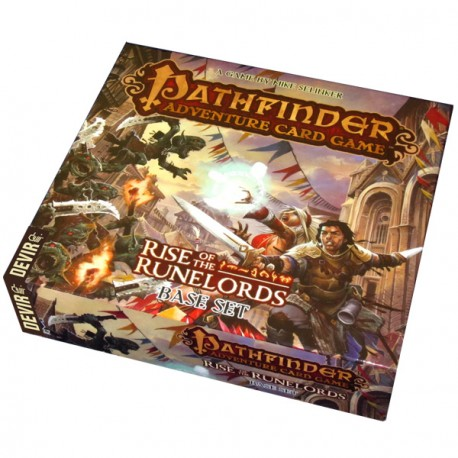 PATHFINDER, a cooperative card game face a group of 1-4 players against a maze of traps, monsters...
