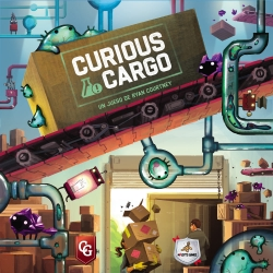 Board game Curious Cargo from Maldito Games