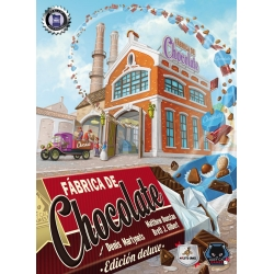 Juego de mesa Fábrica de Chocolate de Maldito Games
