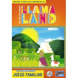 Juego de mesa Llamaland de Maldito Games