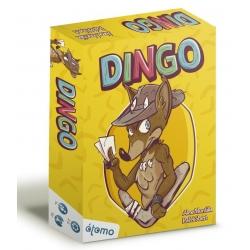 Juego de mesa familiar Dingo de Átomo Games