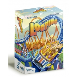 Family board game Looping from Átomo Games