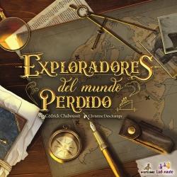 Juego de mesa Exploradores del Mundo Perdido de Maldito Games