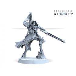 The Shrouded (Boarding Shotgun) Ejército Combinado Infinity de Corvus Belli referencia 281612-0888