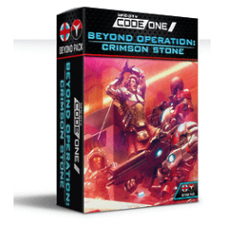 Ariadna Beyond Operation Crimson Stone Infinity from Corvus Belli reference 280039-0898