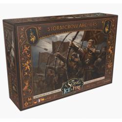 A Song of Ice & Fire - Stormcrow Archers (Bogenschützen der Sturmkr-n) - DE/SP/FR