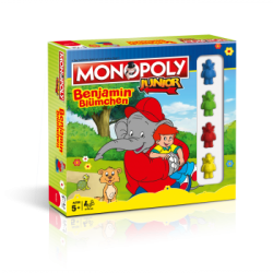 Monopoly Junior - Benjamin Blümchen Collector´s Edition from Winning Moves