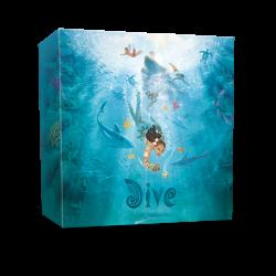Juego de mesa Dive de 2Tomatoes Games