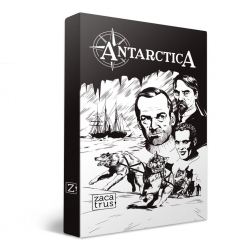Antarctica Exploration Card Game from Zacatrus