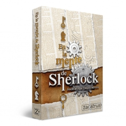 In Sherlock's Mind card game from Zacatrus