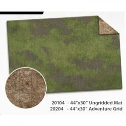 MFF - 44x30 Broken Grassland / Desert Scrubland Adventure Mat