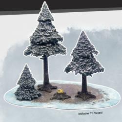 MFF - Snowy Pine Forest