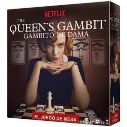 En Gambito de dama: el juego de mesa, los jugadores compiten por capturar las fichas del tablero para conseguir puntos