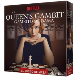In Lady's Gambit: The Board Game, players compete to capture the tiles on the board to score points