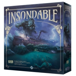 Insondable Miniatures Board Game by Fantasy Flight Games
