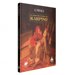 The sinister village of Karpino from The Call Of Cthulhu by Shadowlands Editions