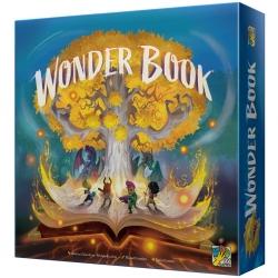 Libro juego de rol Wonder Book de dV Giochi
