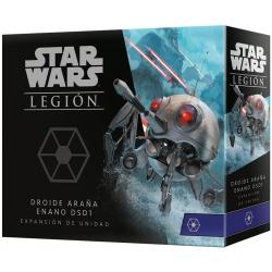 Star Wars: Legión Droide Araña Enano DSD1 de Atomic Mass Games