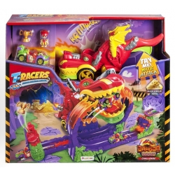 Dragon Loop Stage for T-Racers Collectible Cars from Magic Box