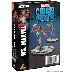 Marvel Crisis Protocol Ms. Marvel EN de Atomic Mass Games
