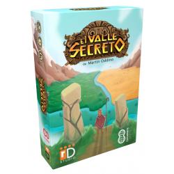 Juego de cartas El Valle Secreto de Cacahuete Games
