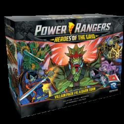 Power Rangers: Heroes of the Grid Villain Pack 4 - EN
