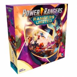 Power Rangers: Heroes of the Grid Rangers United - EN