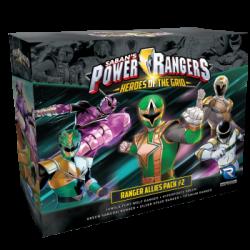 Power Rangers: Heroes of the Grid Ranger Allies Pack 2 - EN