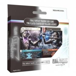 Final Fantasy TCG - Villains & Heroes 2 Player Starter Set Display (6 Sets) - DE