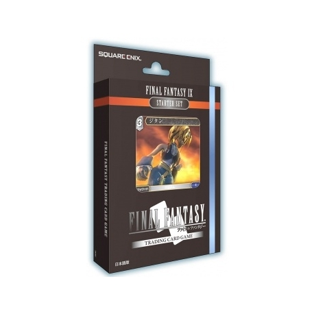 Final Fantasy TCG - Final Fantasy IX Starter Set Display (6 Sets) - EN