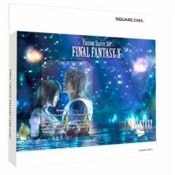 Final Fantasy TCG - Final Fantasy X Custom Starter Set Display (6 Sets) - EN