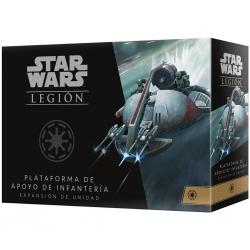Star Wars: Legión Plataforma de apoyo de infantería de Atomic Mass Games