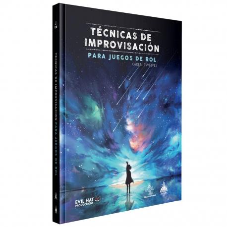 Técnicas de improvisación para juegos de rol de Shadowlands Ediciones