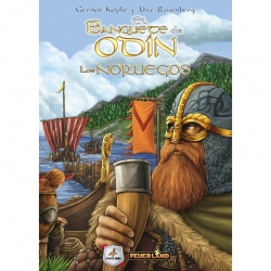 The Norwegians expansion Odin's Banquet from Maldito Games