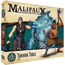 Malifaux 3rd Edition - Turning Tides Wyrd Malifaux referencia WYR23823