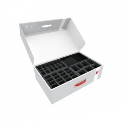 Feldherr Storage Box for HeroQuest: core game + 4 expansions